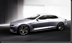 Genesis Reveals Hybrid Sports Sedan Concept at New York International Auto Show gaycarboys (1)