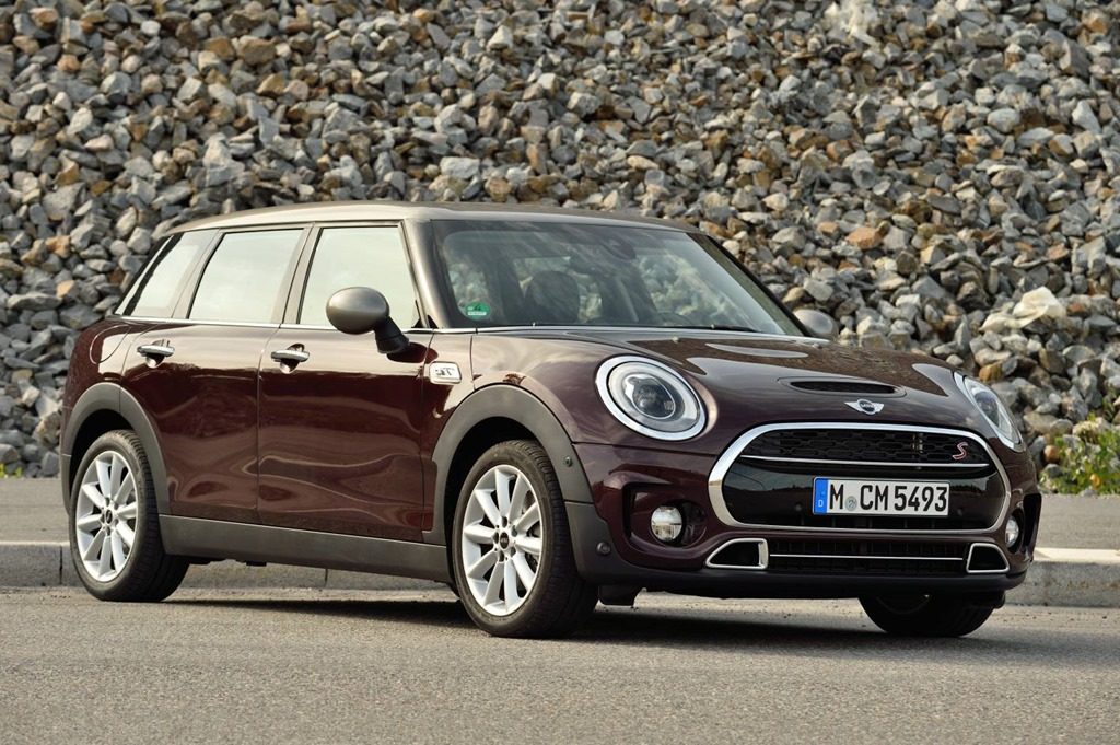 Mini Clubman More Doors More Fun Gaycarboyscom Is Now At