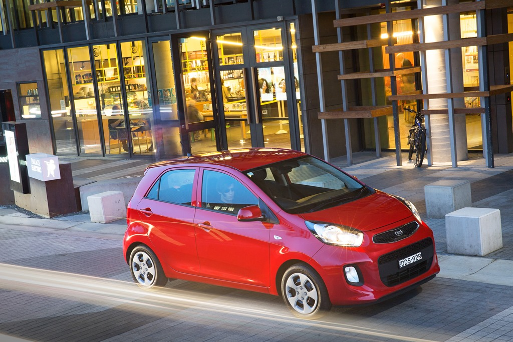 Kia Launches Tiny Picanto In Canberra Gaycarboys Com