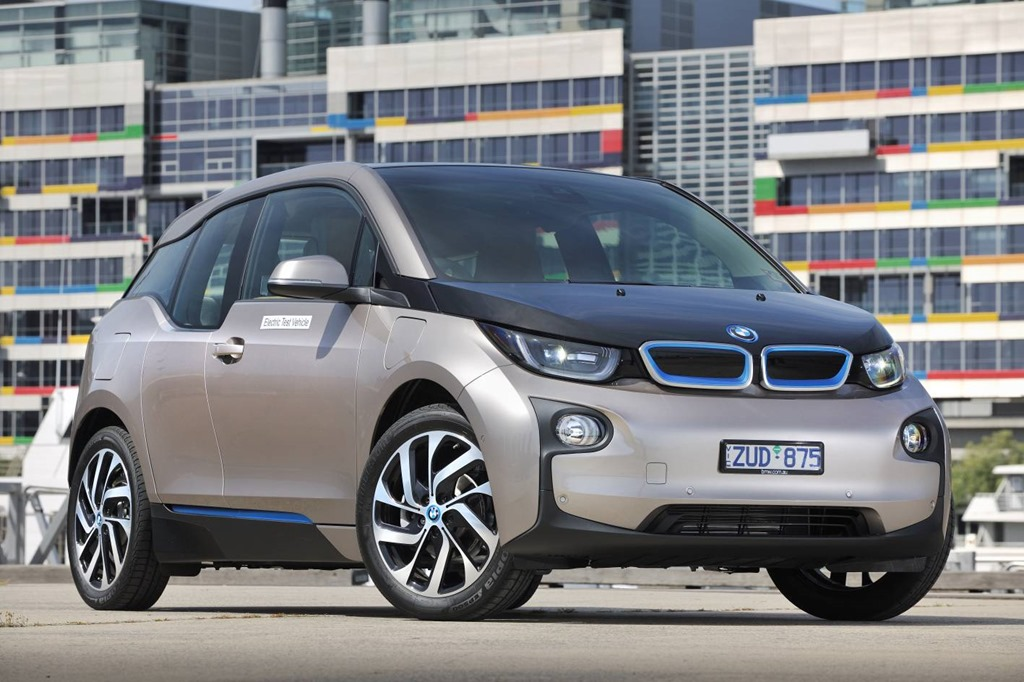 Bmw I3 Forget Everything You Think You Know About Electric Cars