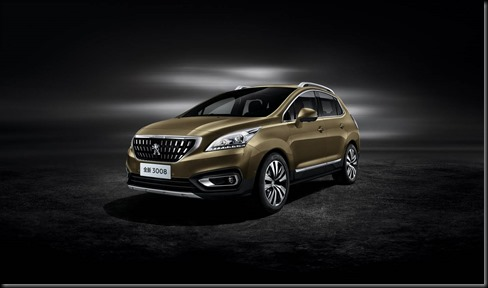 DONGFENG PEUGEOT NEW 3008