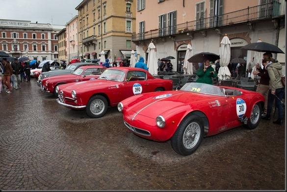 1931 Alfa Romeo 6C 1750 GS Zagato has won the 2016 Mille Miglia GAYCARBOYS (3)