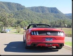 2016 mustang ecoboost convertible hunter valley (10)