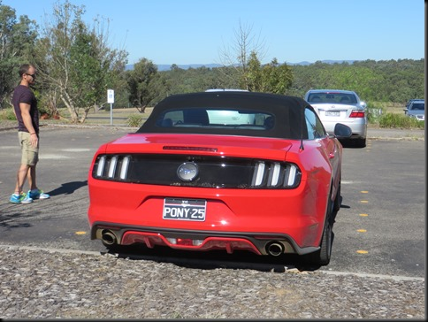 2016 mustang ecoboost convertible hunter valley (11)