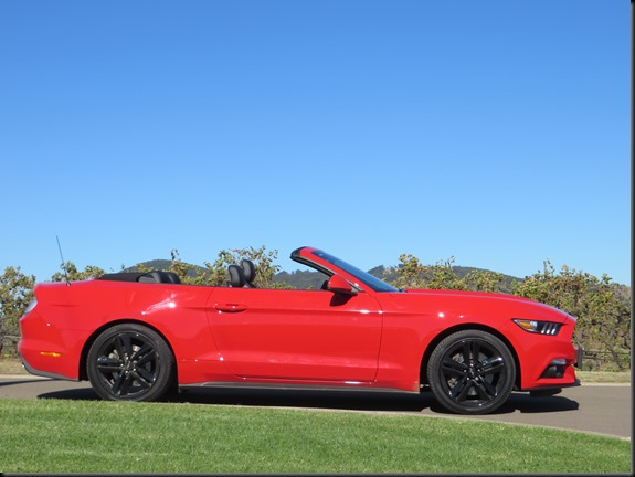 2016 mustang ecoboost convertible hunter valley (7)