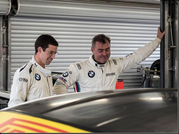 European ace lends a hand to BMW Team SRM gaycarboys (2)