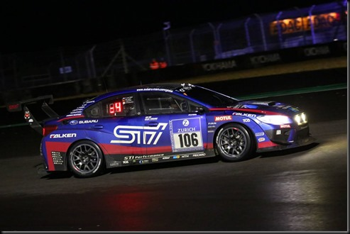Subaru WRX STI Scores Back-to-back Class Win In 2016 Nürburgring 24-hour Race GAYCARBOYS (3)