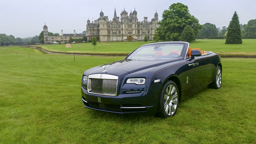 Rolls royce motor cars celebrates largest gathering of for Home decorators royce