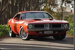 1974 Plymouth Barracuda Coupe gaycarboys