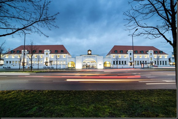 BMW Group Classic has completed the move to its new headquarters located on a historic site GAYCARBOYS (2)