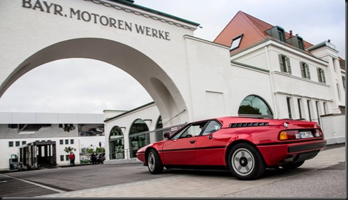 BMW Group Classic has completed the move to its new headquarters located on a historic site GAYCARBOYS (6)