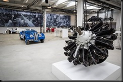 BMW Group Classic has completed the move to its new headquarters located on a historic site GAYCARBOYS (3)