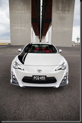TOYOTA 86 Blackline Edition GayCarBoys (2)