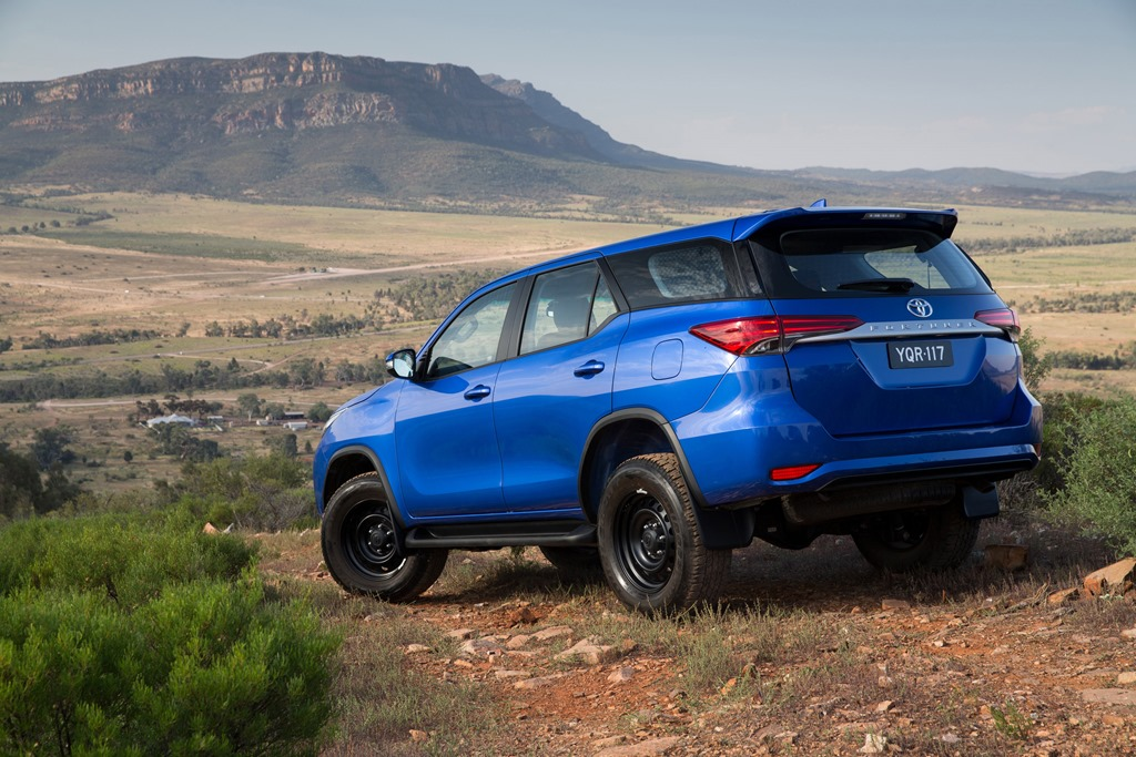 Fortuna The Suv Version Of Toyota S Hilux Fails To Excite Gaycarboys Com