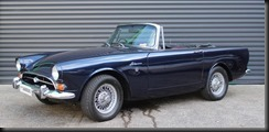 1967 Sunbeam Alpine Mk V Convertible