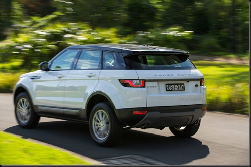 2016 Range Rover Evoque PURE Td4 150 gaycarboys