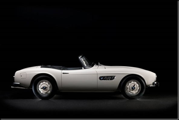 Elvis' BMW 507 lives on Comeback at the Concours d'Elegance in Pebble Beach gaycarboys (1)