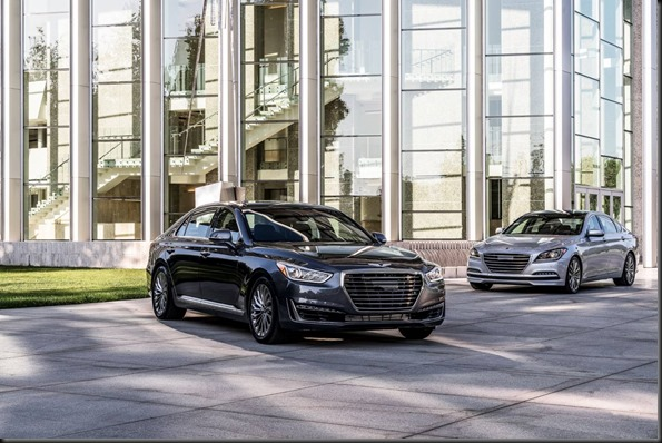 Genesis G90 and G80 gaycarboys