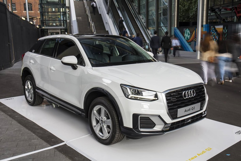 Audi Q2 Neat Petite And Sassy Gaycarboys Com