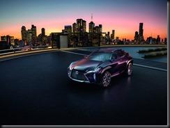 Lexus UX concept gaycarboys (5)