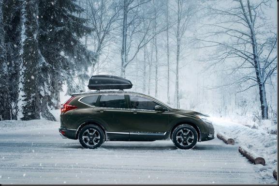 2017 Honda CR-V for US Market (1)