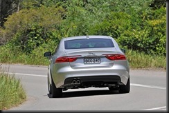 All-new Jaguar XF Prestige 20d - Rhodium Silver (1)