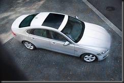 All-new Jaguar XF Prestige 20d - Rhodium Silver (3)