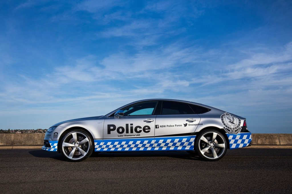 audi s7 sportback commences duty for the nsw police force gaycarboys com. Black Bedroom Furniture Sets. Home Design Ideas