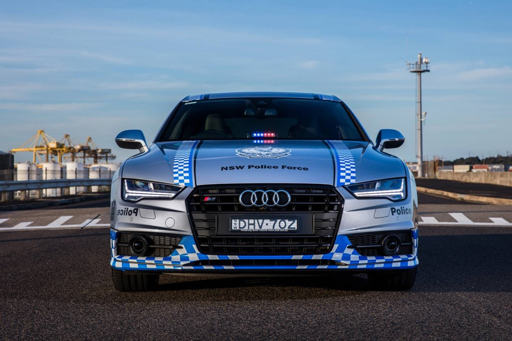 ... Audi S7 Sportback Commences Duty For The NSW Police Force (4)