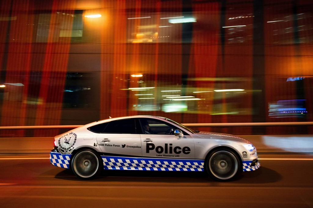 Audi S7 Sportback Commences Duty For The NSW Police Force (6) ...