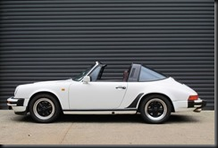 Australian-delivered 1982 Porsche 911SC 3.0-litre 'Targa' Coupe