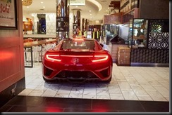 Honda NSX at Crown Towers Atrium gaycarboys (3)