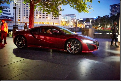 Honda NSX at Crown Towers Atrium gaycarboys (4)