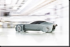 Rolls-Royce Vision concept, Goodwood  Photo: James Lipman / jameslipman.com