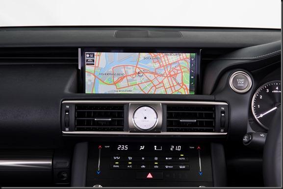 2016 Lexus IS 200t Luxury