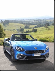 Abarth 124 Spider historical images (3)