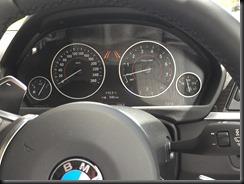 BMW 430i GranCoupe dash