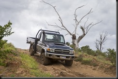 Toyota landCruiser series 70 (13)