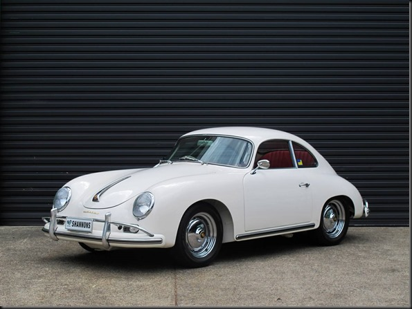 1958 -Porsche -356A -coupe -that -has- been -the -subject -of -a -meticulous -show-quality -restoration