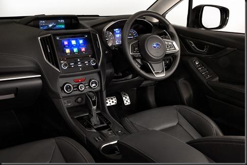 MY17 Subaru Impreza