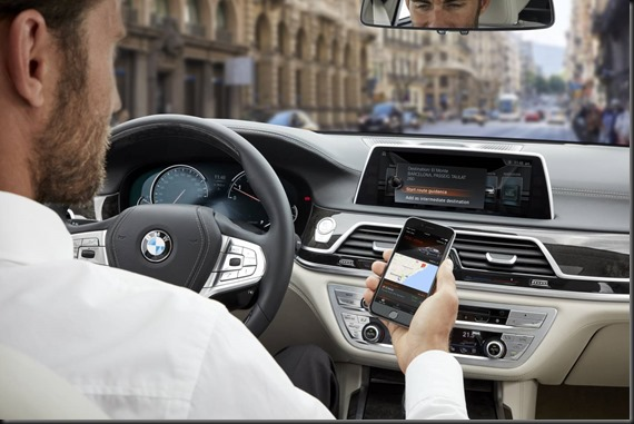 BMW Connected App Next level connectivity (2)