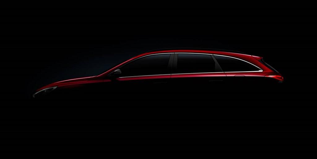 Hyundai Motor shows first impression of Next Generation i30Wagon