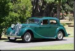 restored-1947-Jaguar-Mk-IV-1.5Lt-Saloon-with-matching-restored-green-leather-interior-$55,000-$65,000
