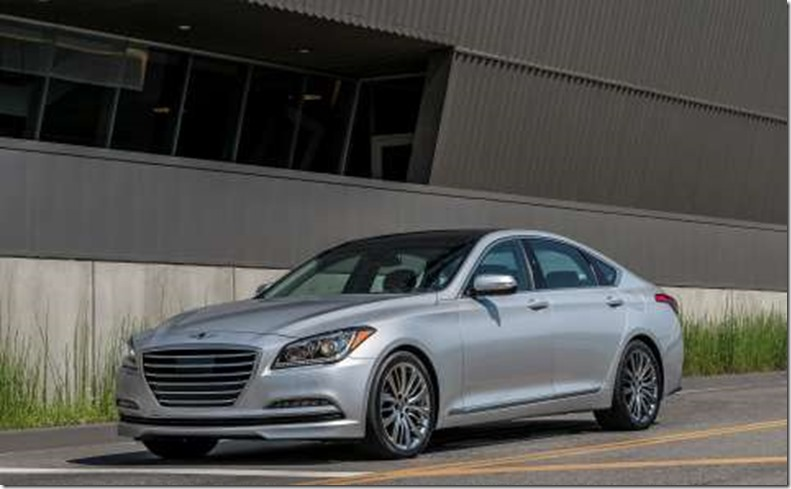 Hyundai Genesis: Elegant, sophisticated and premium
