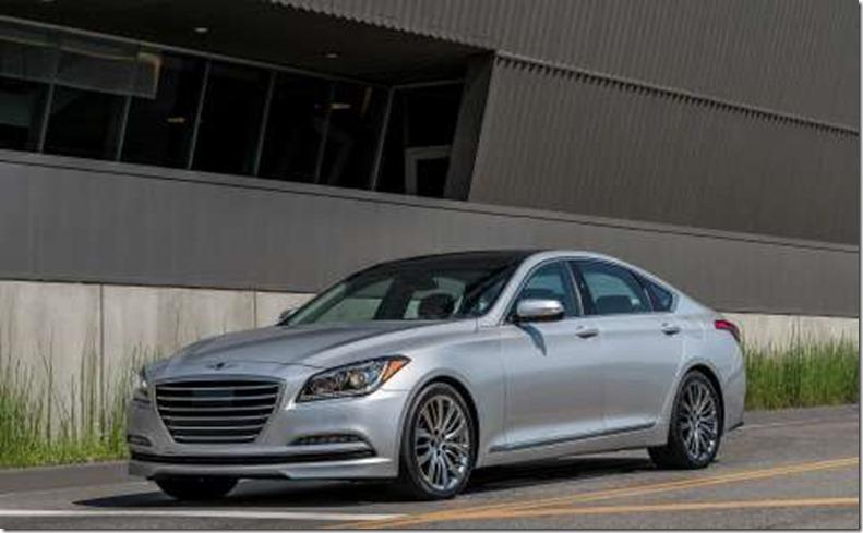 Hyundai Genesis: Elegant, sophisticated andpremium