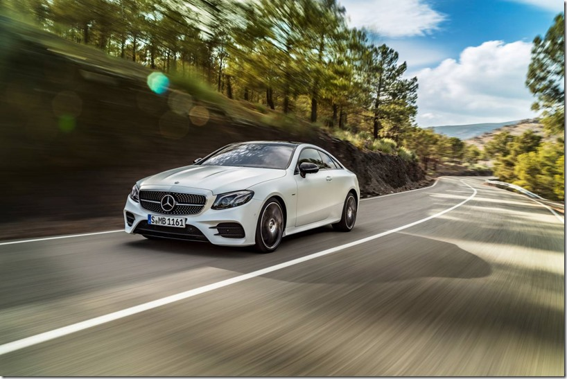 All-new- Mercedes-Benz-E-Class-Coupé --Australian (1)