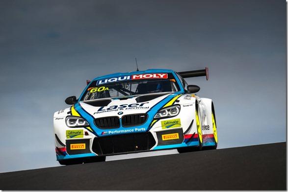 BMW-M6-GT3-celebrates-race- debut -Bathurst-12-Hour (1)