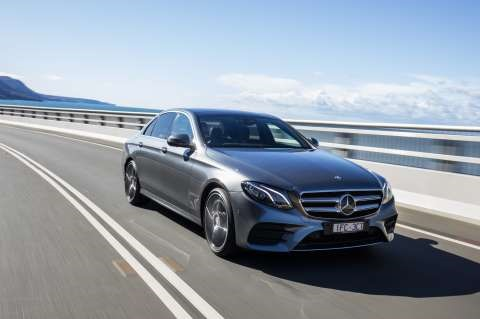 Mercedes-Benz begins testing their tech on Aussie roads