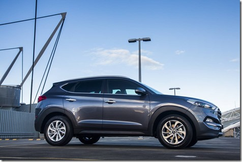 Brilliant Hyundai Tucson Elite: how do they do it for the price?