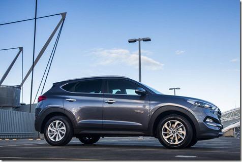 Brilliant Hyundai Tucson Elite: how do they do it for theprice?